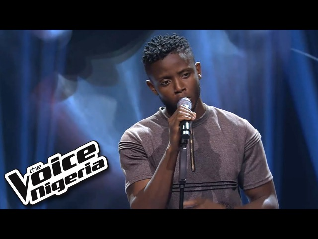 Chike sings 'Roses' Blind Auditions The Voice Nigeria