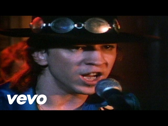 Stevie Ray Vaughan Double Trouble Love Struck Baby