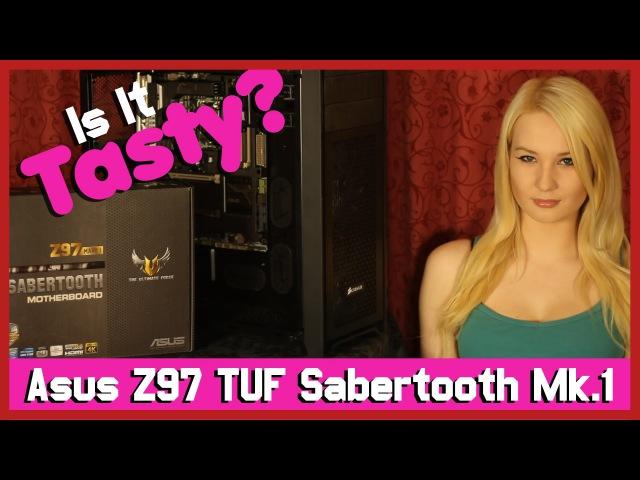 Asus Z97 TUF Sabertooth Mark 1 Motherboard Review » Freewka.com - Смотреть онлайн в хорощем качестве