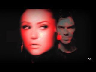 ♠ Damon & Katherine | ❝ʟᴏsᴛ ɪɴ ᴛʜᴇ ᴅᴀʀᴋ❞