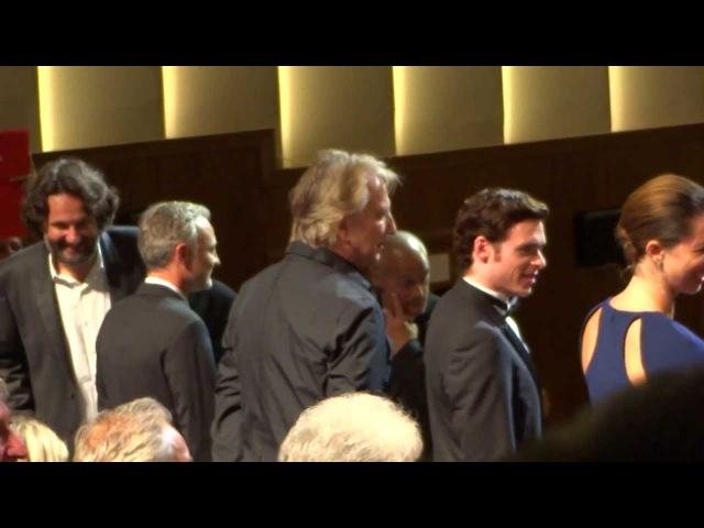 Alan Rickman alla Premiere di Une Promesse 4 settembre 2013 entrata in sala