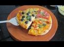 Pizza Bốn Mùa Пиццы Четыре Сезона рецепт 4 Season làm Pizza recipe PIZZA 4 Mùa