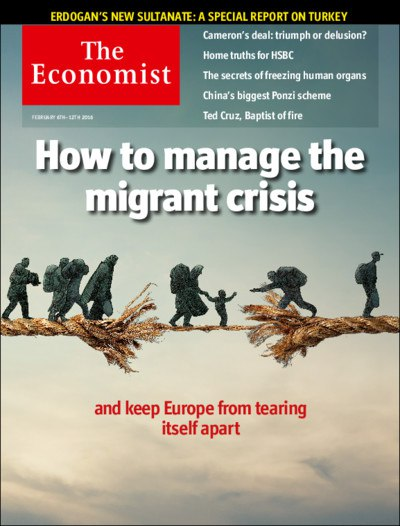 The Economist - 6TH February - 12TH February 2016