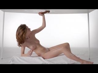 Эротический массаж пениса с семяизвержением - handjob, cumshot (heagre-art)