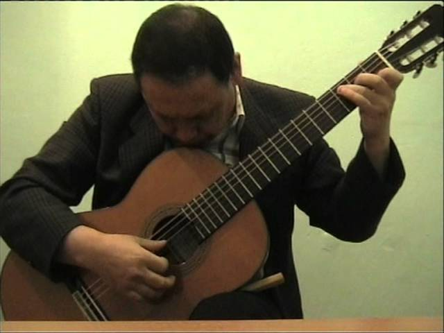Tchaikowsky Pas de deux Nutcracker П И Чайковский Адажио Guitar
