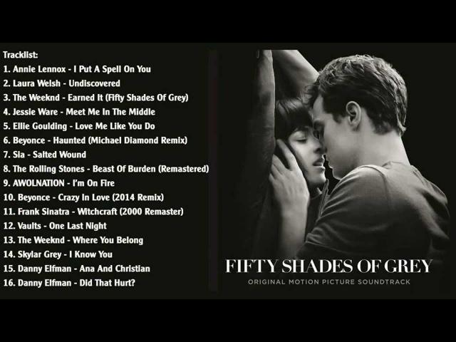Fifty Shades Of Grey OST 2015 (50 оттенков серого) music for sex » Freewka.com - Смотреть онлайн в хорощем качестве