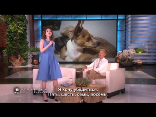 Ellie kemper's doggy ditty rus sub