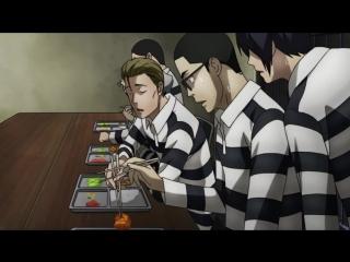 Kangoku Gakuen / Школа-Тюрьма / Школа Строгого Режима 5 Серия (AniDub)