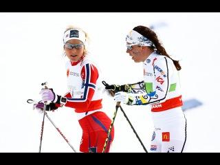 Лыжные гонки 2016 Спринт Финал Женщины Классический стиль Этап в Стокгольме,Швеция 11 02 2016
