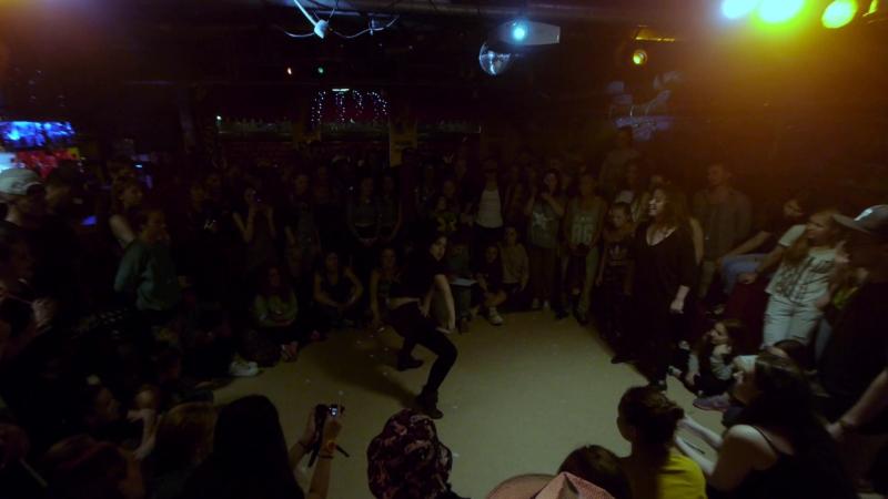 Fill Battle vol 3 Dancehall 1 8 Ria vs JuliYago