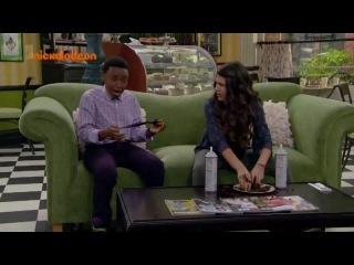 Дом призраков семьи Хэтэуэй 1 сезон 26 2 серия из 26 The Haunted Hathaways 2013 Nickelodeon