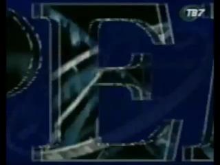 "Заставка программы ""Местное время"" (ТВ-7 г. Абакан, 8 мая 1999-26 сентября 2004)"