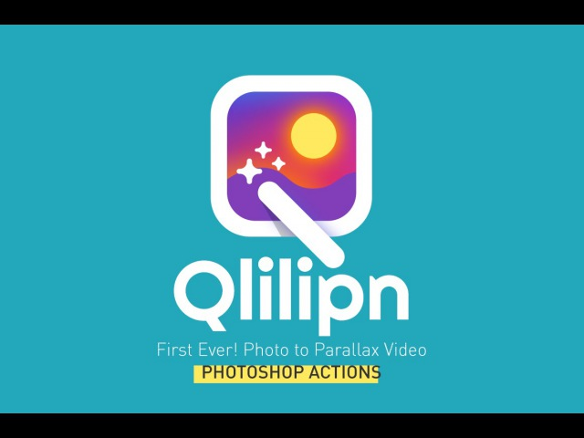 Qlilipn Photoshop Actions for Instagram Video HD Version