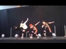 Amiku cosplay - After heavy training | AniMatsuri 2016 | Stage performance
