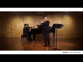 Paul Taffanel - Fantaisie Sur Jean De Nivelle for Flute and Piano
