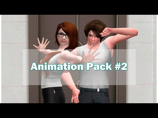 Animation Pack 2 THE SIMS DOWNLOAD