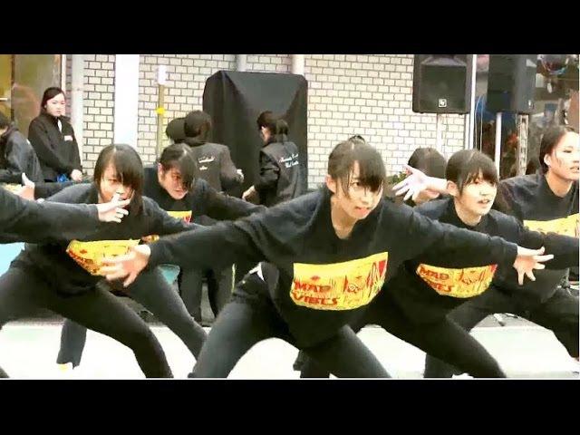 浜松東高校 ダンス部 「We Will Rock You 」