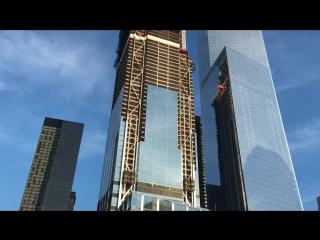Место, где рухнули высочайшие небоскрёбы мира