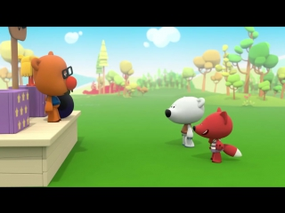 Мимимишки 24 серия - Фокусы с разоблачением _ мишки ми-ми-мишки все серии подряд