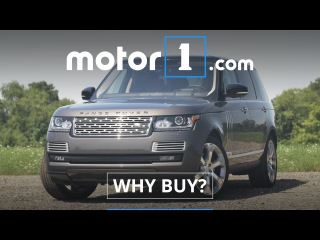 Why Buy? | 2016 Land Rover Range Rover SV Autobiography Review