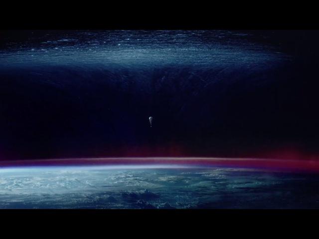 Реклама с намеком что мы живем под куполом из воды