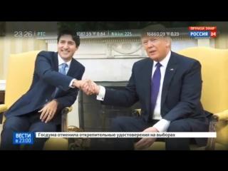 Трамп 2017 применяет прием скорпиона ! Жесть ! Президент Таджикистана оказался сильнее