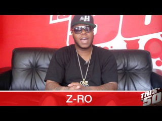 Z-Ro on Being A Texas Legend; Reality Rap; DJ Screw Influence