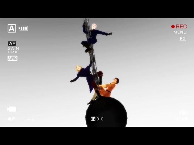 MMD APH - The drunk BTT try to recreate Wrecking Ball