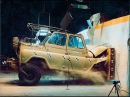 Краш тест УАЗ 469 Hunter / Crash test UAZ 469 Hunter (Online)