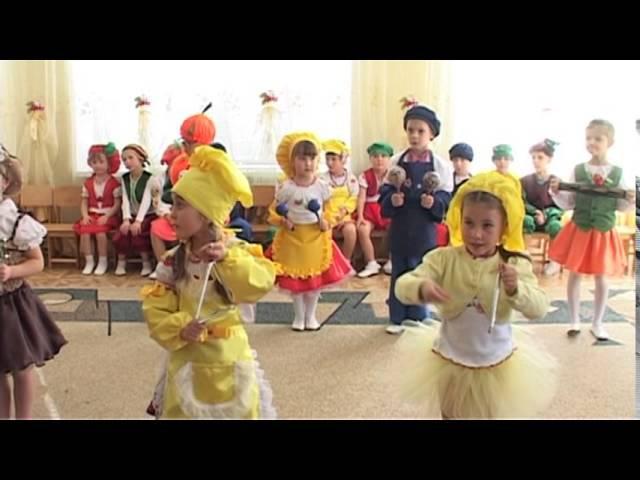Оркестр - Розпрягайте, хлопці коней... - дітки 5,6 - 6 років(авторська робота)