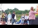 "[VK] 11.11.2016 Fancam U-KISS (Soohyun, Hoon, Jun dancing Laboums ""Journey to atlantis"") @ VIETNAM FOOD CULTURE FESTIVAL HaNoi"
