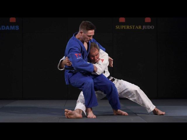 Shohei Ono's counter attacks