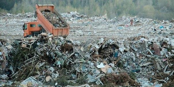 фото люберецкого мусорного полигона декора