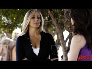 3 julia ann and joseline kelly  / corrupt cheerleaders / развращенные болельщицы [2017, 18+ teens, sex, новый фильм, hd 1080p]
