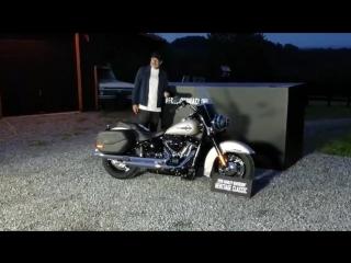 Jeffrey Dean Morgan _ 2018 Harley Davidsons