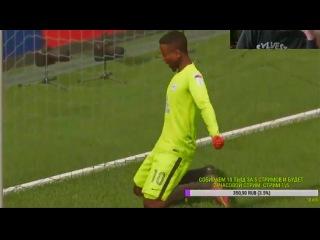 Оригинальное празднование гола Дивока Ориги в FIFA 17