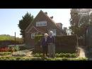 Meneer en mevrouw De Rooij de laatste bewoners op Schiphol