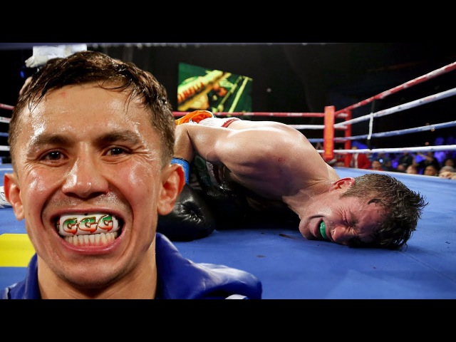 TOP 20 GENNADY GOLOVKIN KNOCKOUTS