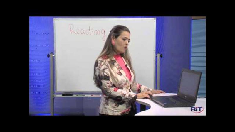 Аз уча английски с Николая Тест и Читанка Reading Еп 10 Сезон 2