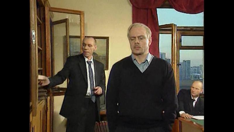 Ликвидаторы из КГБ - Две судьбы (2002) [отрывок / фрагмент / эпизод]