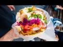 Tel Aviv Food Tour - BEST Sabich, Hummus, and Lamb Pita - Middle Eastern Israeli Food!