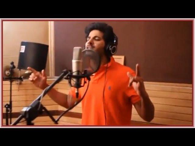 Johny Mone Johny Dulquar Salman singing for latest Malayalam Movie ABCD