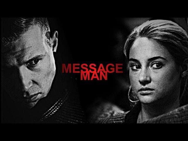 Tris eric [message man]