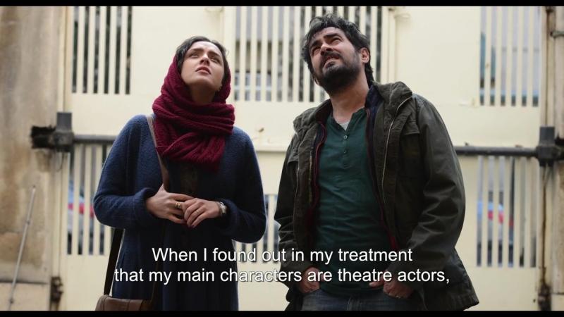 The Salesman A Conversation with Writer Director Asghar Farhadi