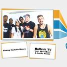 Обложка Making Youtube Money - BullshitTV feat. Spaceboyz, Selina Nunez
