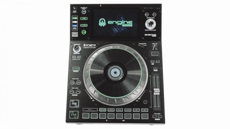 Анонс новинки Denon DJ SC5000