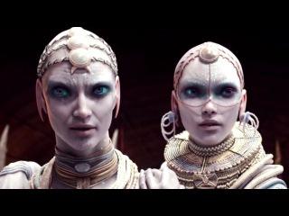 Валериан и город тысячи планет / Valerian and the City of a Thousand Planets (2017) Трейлер №2 Kinowik