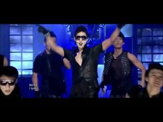 110609 [live] [HD] Kim Hyun Joong [SS501] - Break Down Comeback Stage