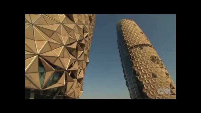 Cooling buildings in Abu Dhabi's heat CNN