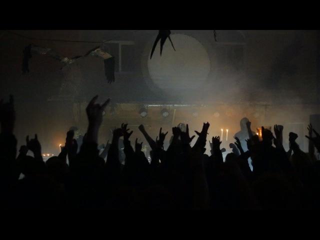 REGARDE LES HOMMES TOMBER Live @ Les Feux de Beltane Bretagne France LADLO Show Multi Cam 2016 Post Black Metal France